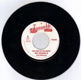 Roy Cousins & The Royals - We Are In The Mood / The Sensations - Baby Love (Treasure Isle) UK 7""
